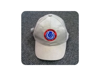 Stone Brushed Cotton Cap - R 39.95